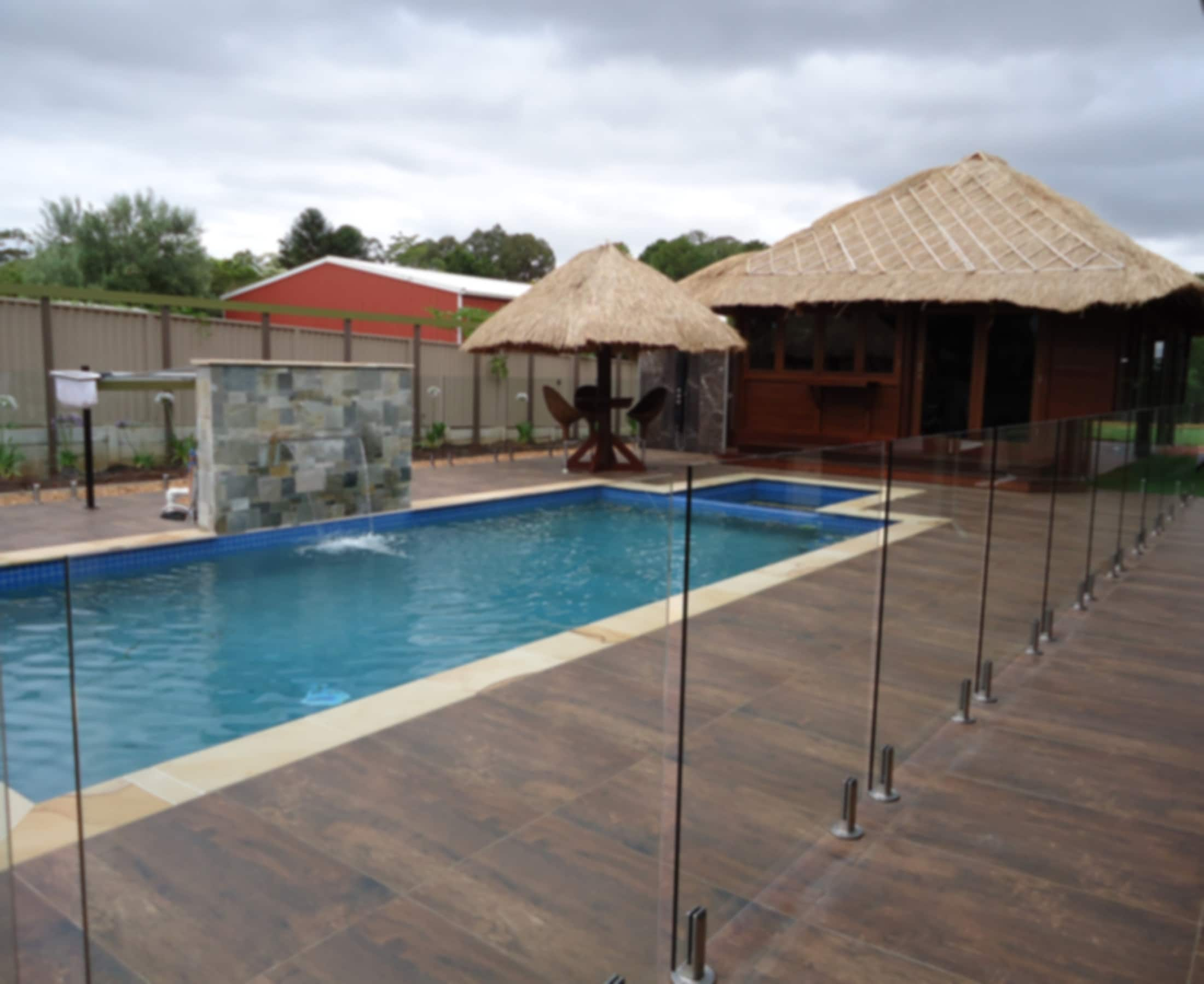 Frameless Or Framed Glass Pool Fencing Als Glass Works