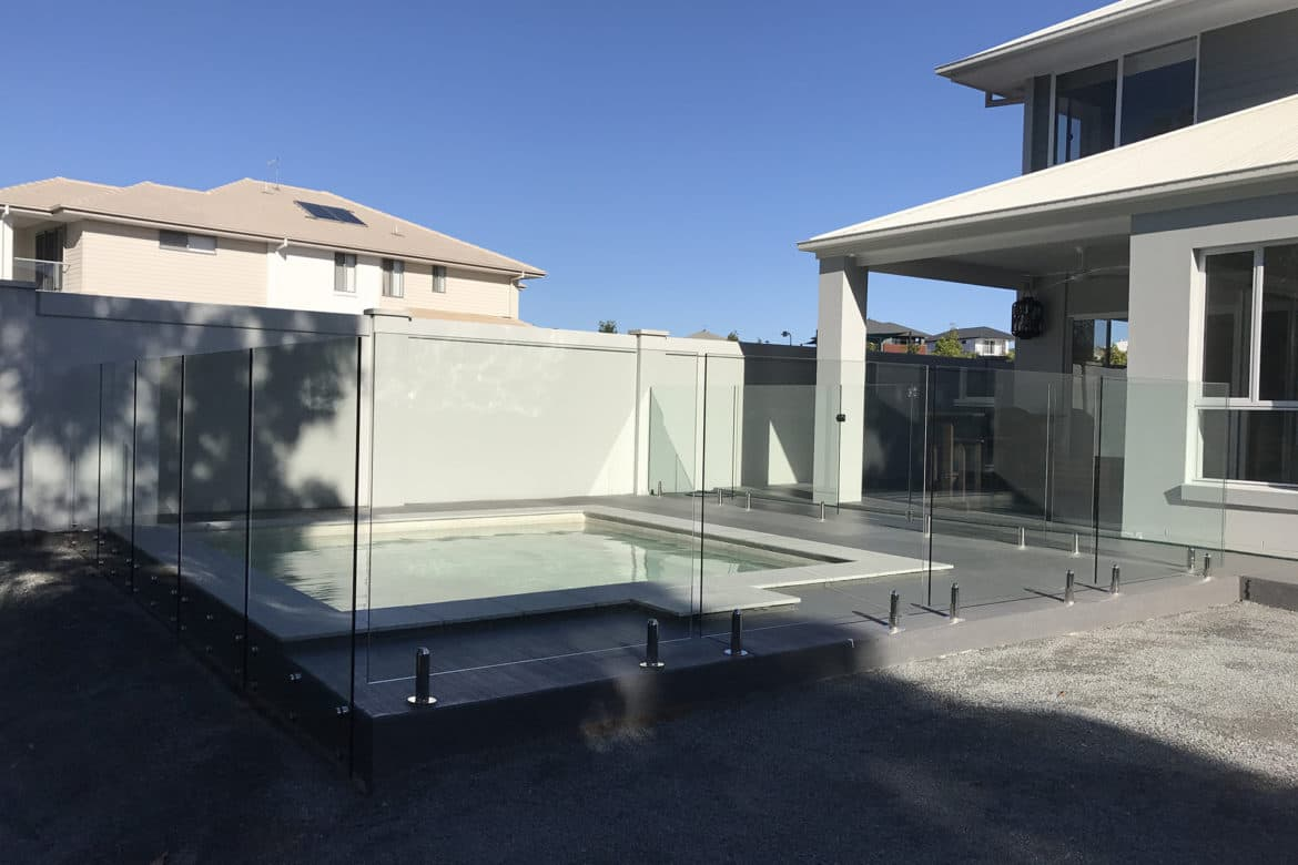 Glass Pool Fencing Brisbane44