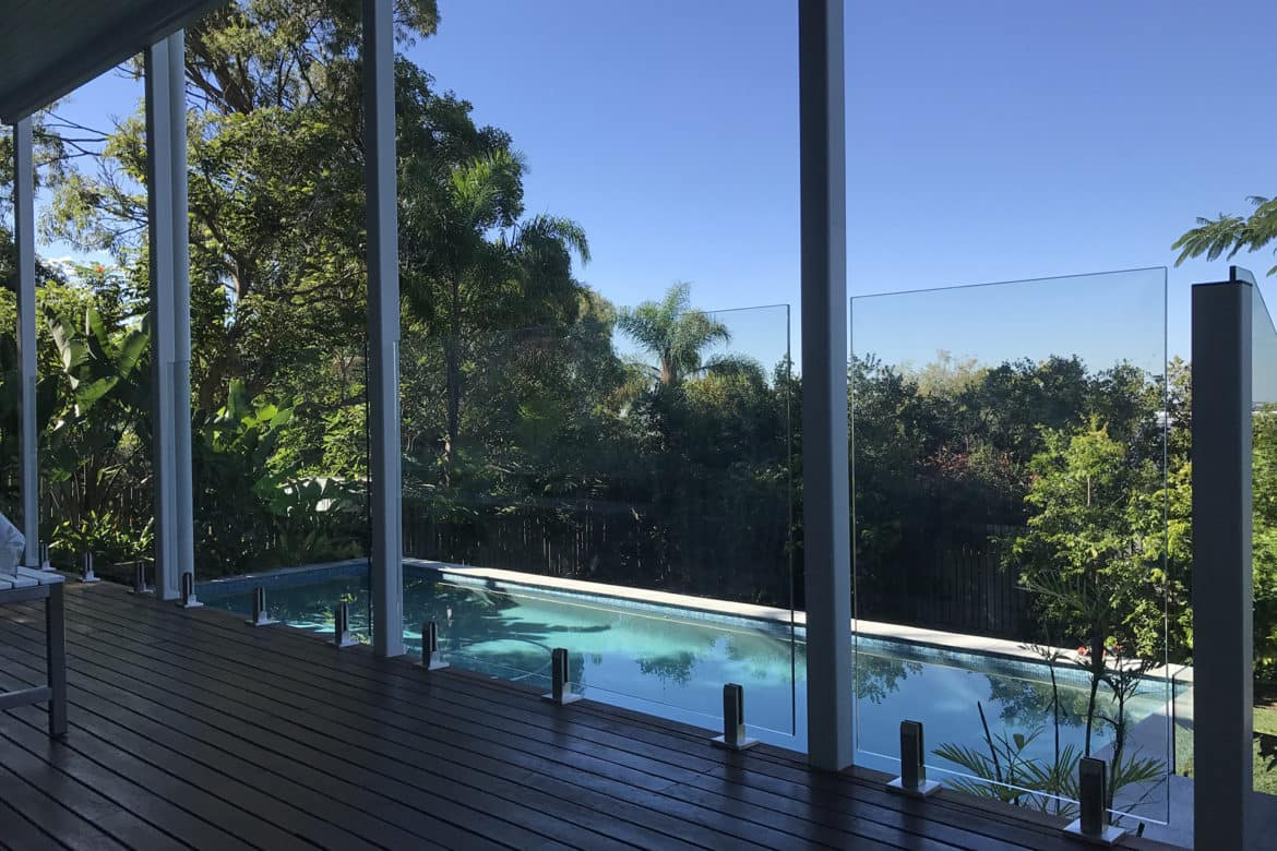 Glass Pool Fencing Brisbane45
