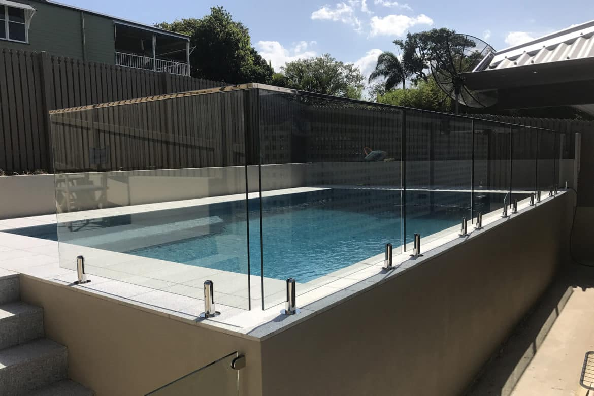 Glass Pool Fencing Brisbane51