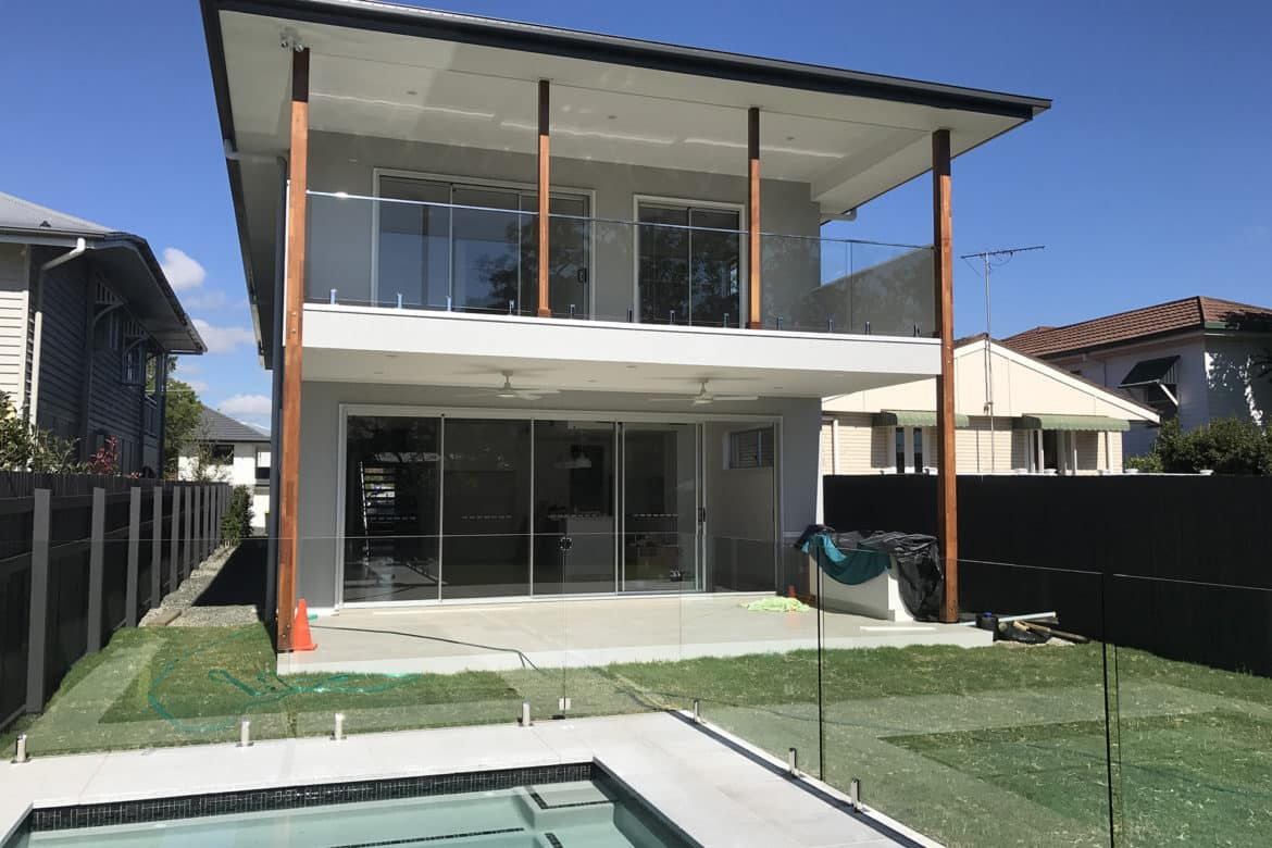 Glass Pool Fencing Brisbane57