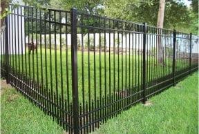 Aluminium Fencing 2