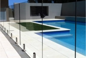 Glass Pool Fencing 2