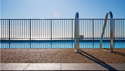 Secure Pool Fencing